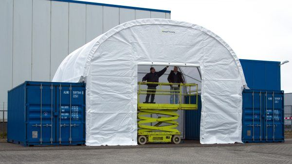 Container shelter TC806