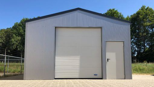 Storage building H606 non-insulated