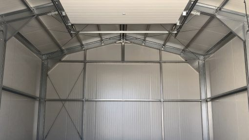 Storage building H910-40 insulated