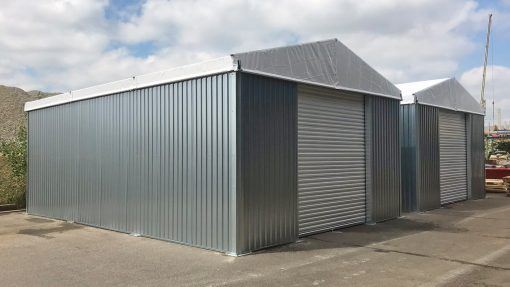 Warehouse tent WT614
