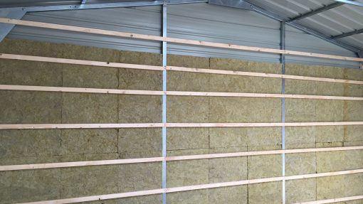 Storage building E512 non-insulated