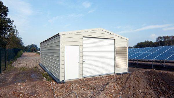 Storage building E515 non-insulated
