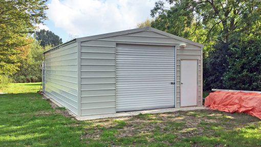 Storage building E509 non-insulated