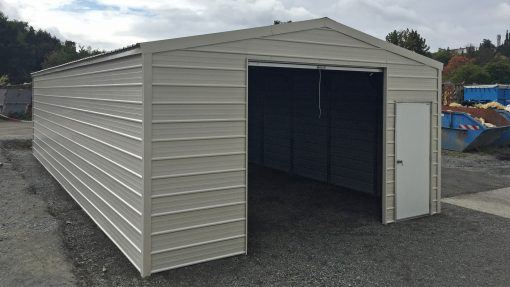 Storage building E512 non-insulated