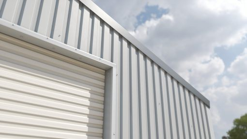 Storage building H923-40 non-insulated