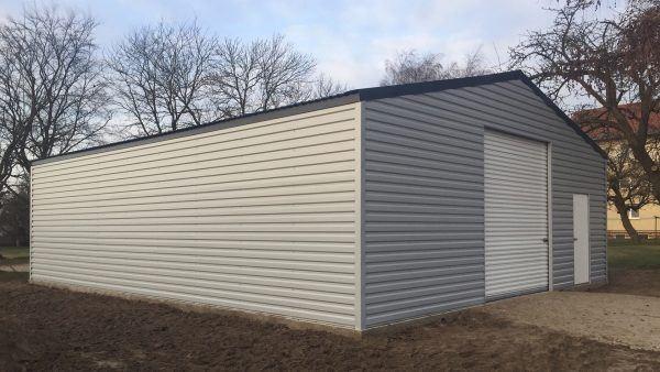 H911-storage-building-ral7040-7016