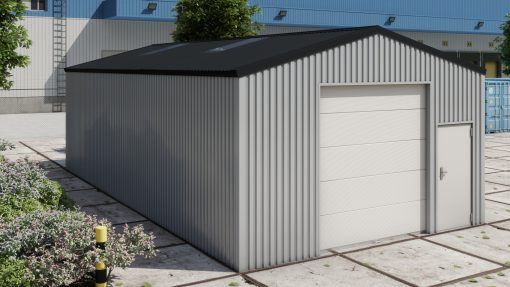 Storage building H612 non-insulated