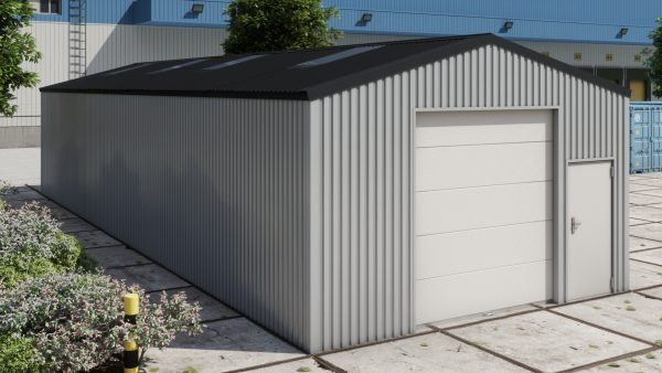 Storage building H617 non-insulated
