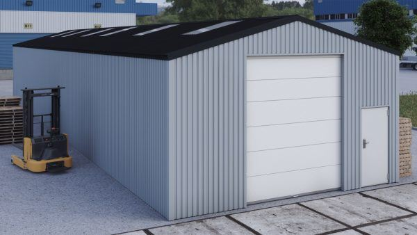 Storage building H726h non-insulated