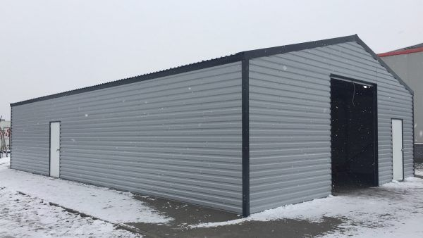 H915-storage-building-extra-man-door