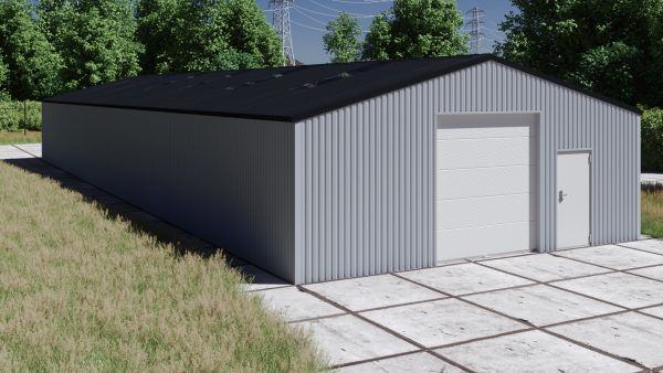 Storage building H1030-30 non-insulated